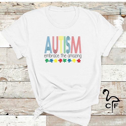 Embrace the Amazing Autism Awareness