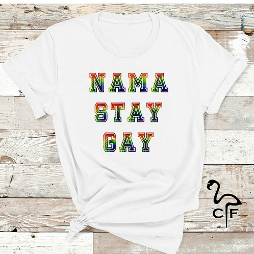 NAMA Stay Gay