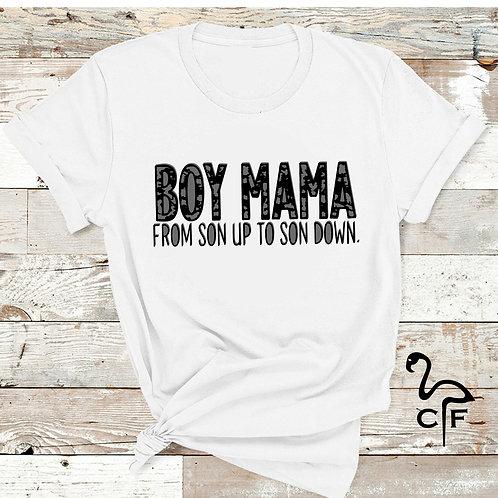 Boy Mama Son Up Son Down