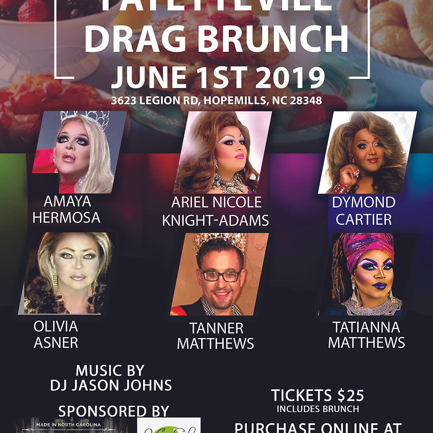 NAOP June 2019 Drag Brunch