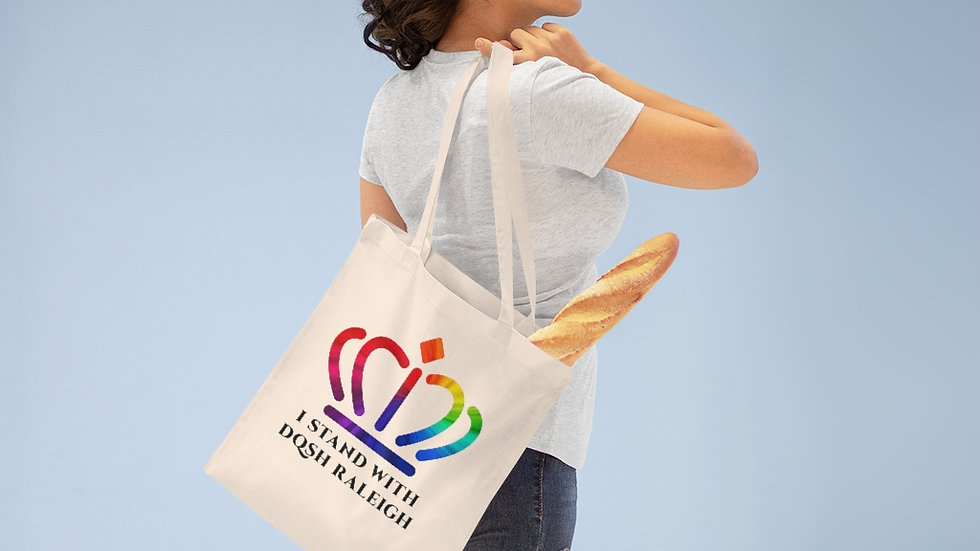 Stand With DQSH Tote Bag