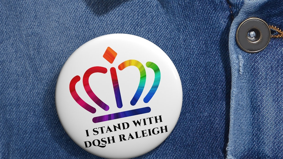 Stand With DQSH Button