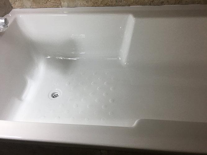 Acrylic Bath Resurfacing