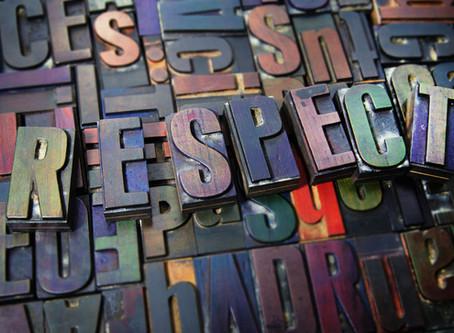 Comment se respecter ?