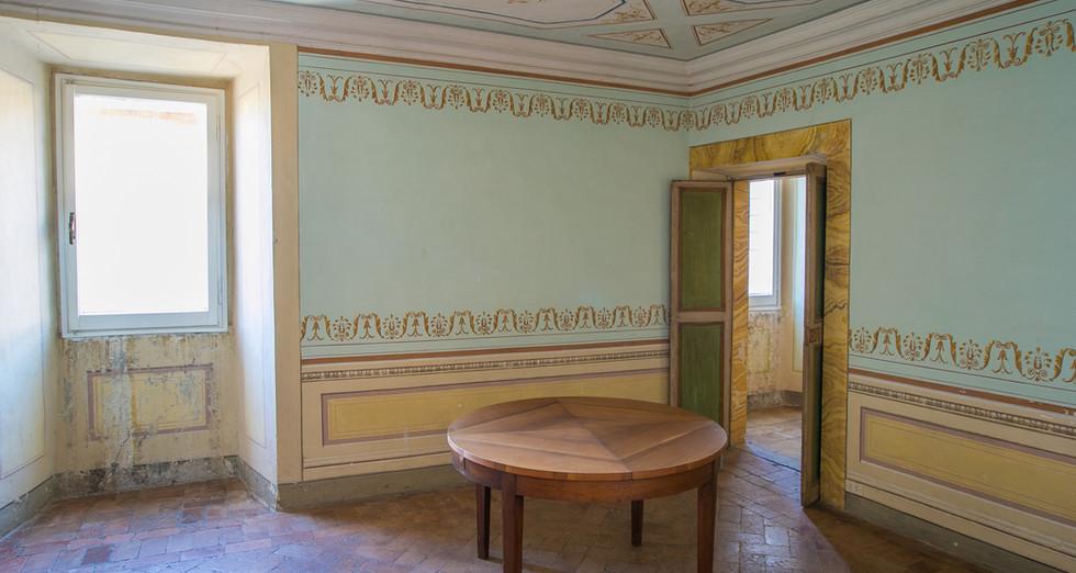 La Sala di Atena
