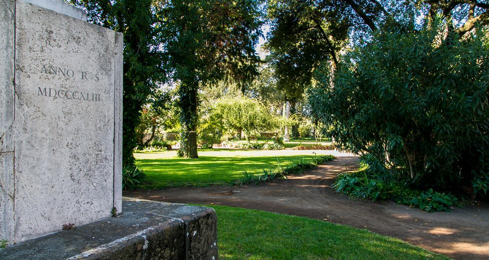 Il giardino storico