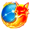 Chrome to Firefox (send tabs and pages)