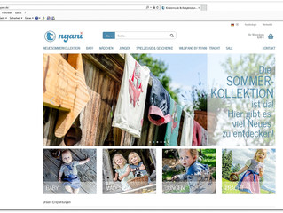 nyani SOMMER-Kollektion online