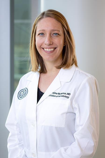 Dr. Christine McMahon