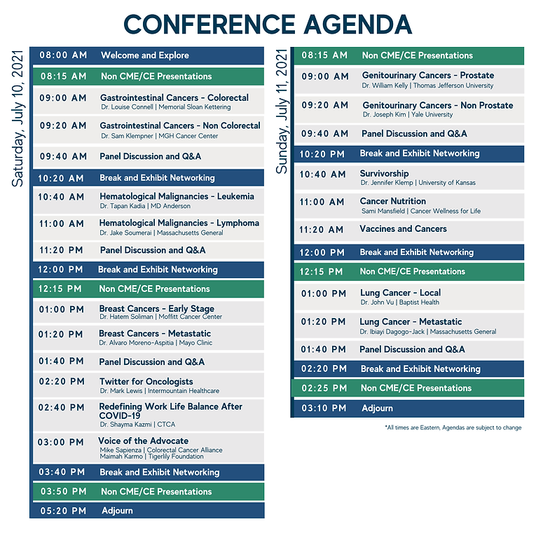 2021 ASCO Direct Highlights  Jacksonville Conference Agenda - Best of ASCO - Official Licensed ASCO - Post ASCO - ASCO Review - Oncology Education  Med Ed CME MOC - Total Health Conferencing