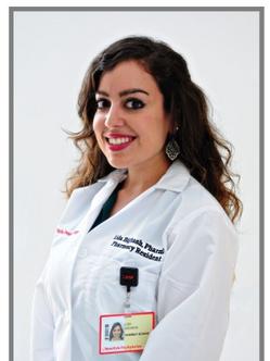 Lida Bighash, Pharm D