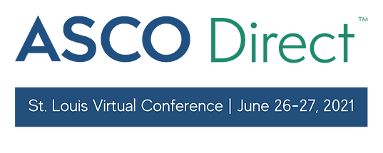 2021 ASCO Direct Highlights St. Louis Conference - Best of ASCO - Official Licensed ASCO - Post ASCO - ASCO Review - Oncology Education  Med Ed CME MOC - Total Health Conferencing