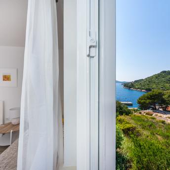 Sea view apartment Lapis