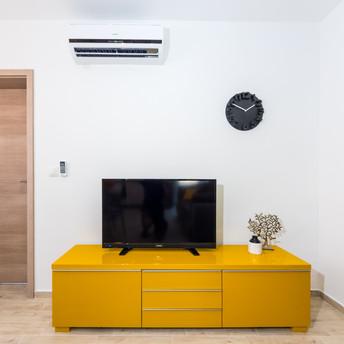 Croatian island apartment