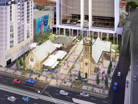 Adelaide Biomed City Precinct Expands