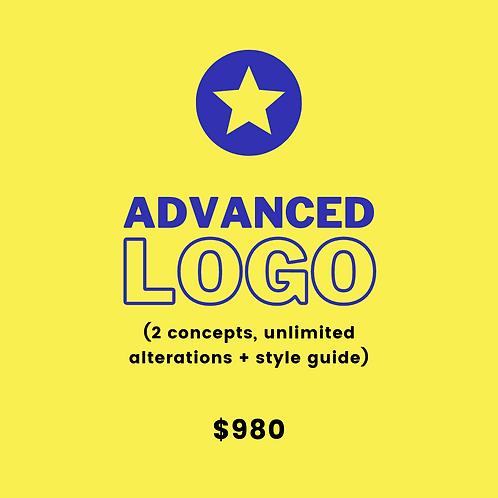 Advanced Logo (pay 10% deposit)