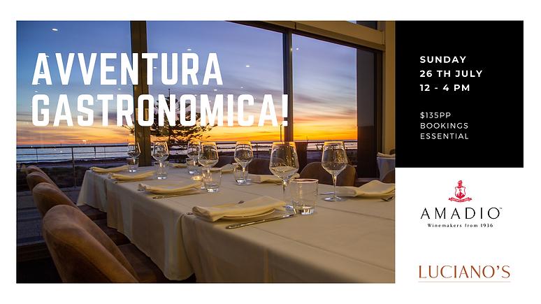 Avventura Gastronomica! - FB event cover