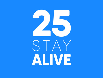 25StayAlive