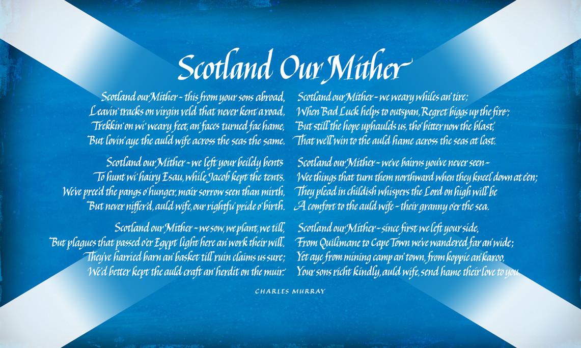 Scotland Our Mither