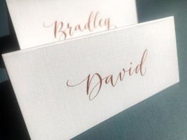 IMG_5337.jpgCopper ink on white place card