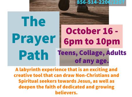 The Prayer Path