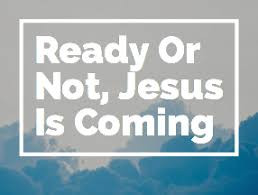 Why is Jesus coming Back?