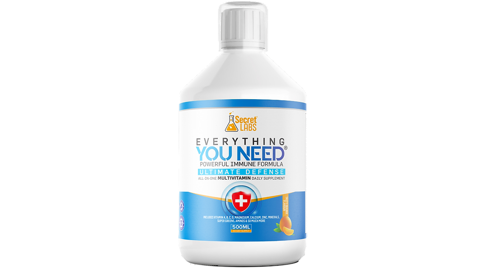 Secret Labs® Everything You Need® Multivitamin Drink