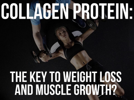Build & Repairs Your Muscles with our High Protein Collagen