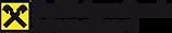 Logo of Raiffeisen Bank International.