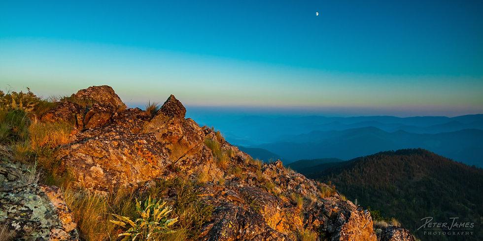 Eastern Cascadian Twilight