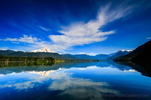 Baker Lake Reflections