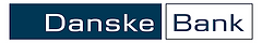 This is the logo of Danske Bank, a Nordic bank with strong local roots serving personal, business and institutional customers and in addition to banking services, offering life insurance and pension, mortgage credit, wealth management, real estate and leasing services.