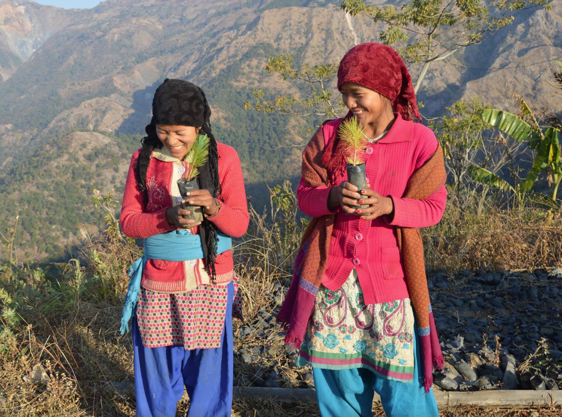 Nepal - Eden Reforestation
