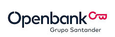 This is the logo of Openbank, the digital bank of Santander Group.