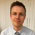 This is a headshot of Søren Topp Stockmann, SVP Retail Credit Analytics at Danske Bank.