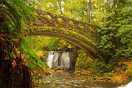 Whatcm Falls stock photo by Petr James