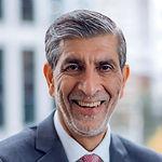 Headshot of Al-Karim Kara, President & CEO of the Land Title and Survey Authority of British Columbia.