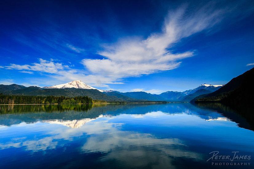 $140 - Baker Lake Reflections