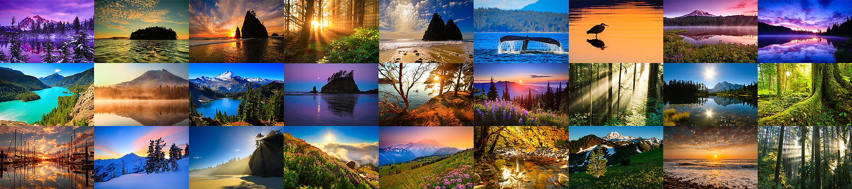 Pacific Northwest Fine Art Photography Collection