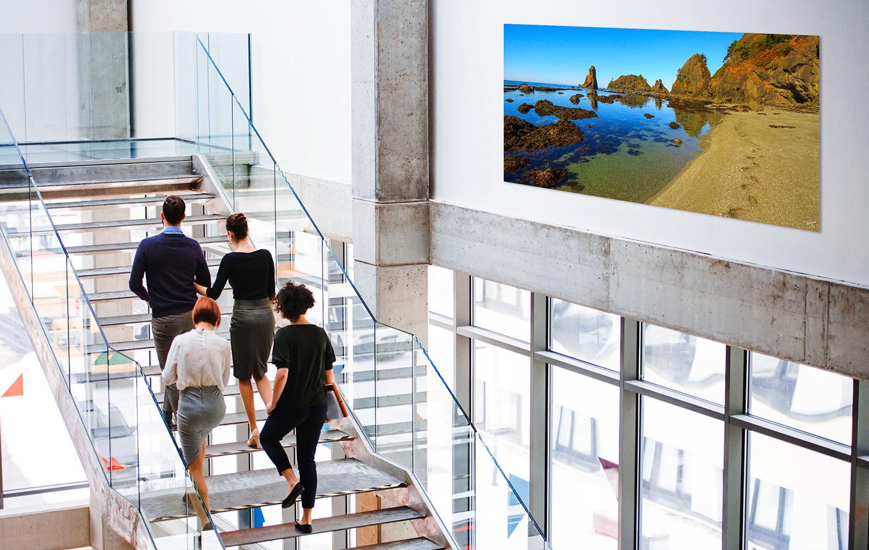 Large Corporate Art