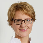 This is a headshot of Irena Tiselj Kaluža, Director of Development and Actuarial Department at Vzajemna. Vzajemna the first and the largest voluntary health insurance company in Slovenia.