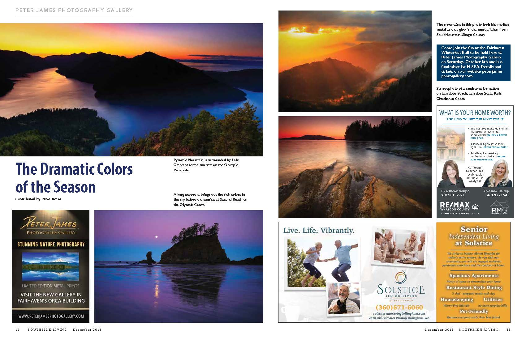 Colorful Sunset Photos