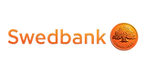 Logo of Swedbank.