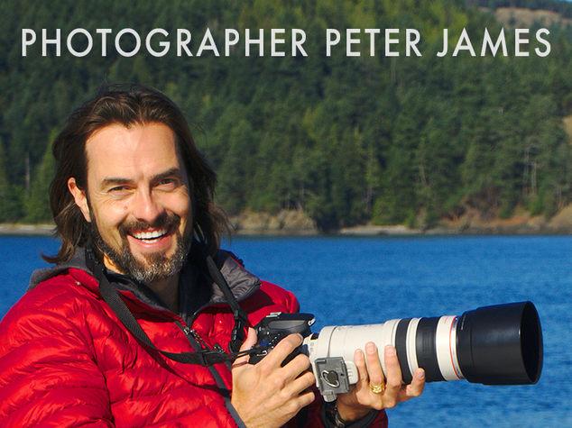Pacific Northwest Nature Photographer Peter James