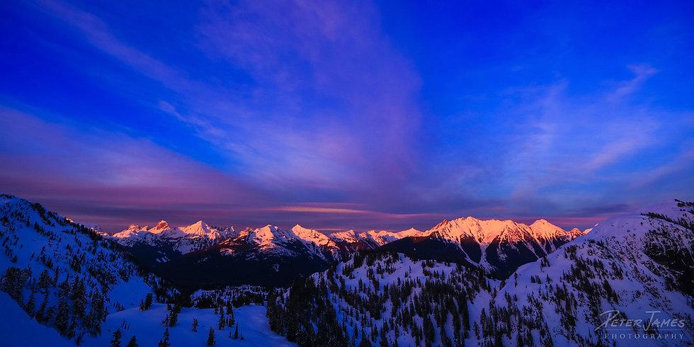 fine art Washington State mountain photography