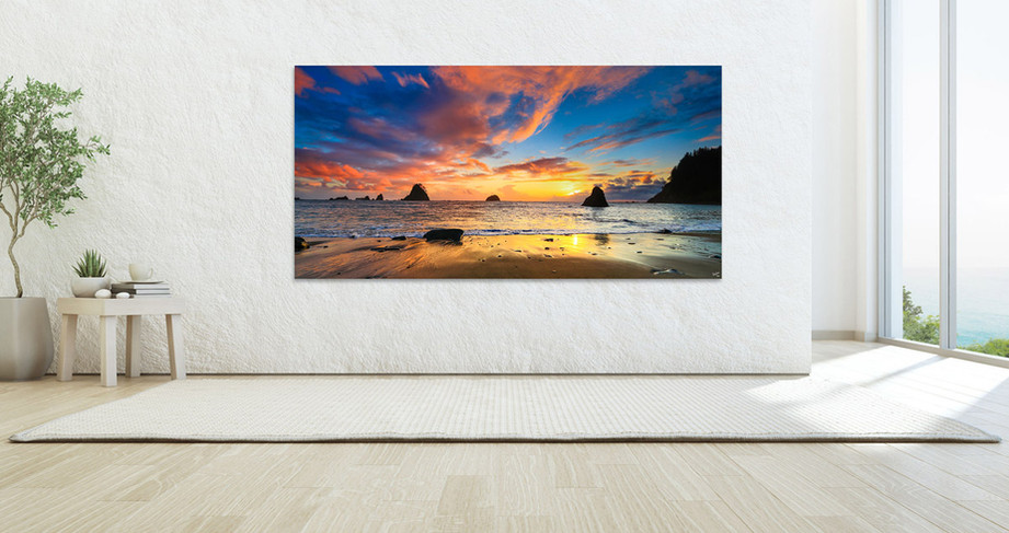 Oversized Wall Art of the Pacific Northwest