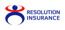 Logo of Resolution Insurance.
