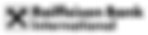 Logo of Raiffeisen Bank International, Austria's second-largest bank and one of the country's leading commercial and investment banks.