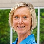 Headshot of Katrien Tuerlinckx, Business Innovation Manager Open & Beyond Bankinsurance at KBC.