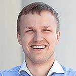 Headshot of Martins Liberts, Co-Founder at Debitum Network.